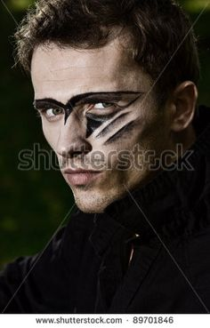 war paint? maybe??could be fun