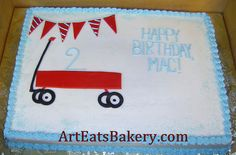 red wagon cakes | Recent Photos The Commons Getty Collection Galleries World Map App ...