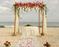 tips de un coordinador de bodas diferentes para boda en playa ii