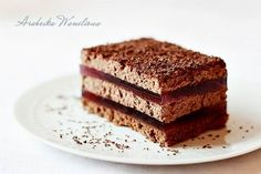 Arabeska : Ciasto nocka Tiramisu, Food Trucks, Ethnic Recipes, Cakes, Pastries, Tiramisu Cake, Torte, Food Truck, Cookies