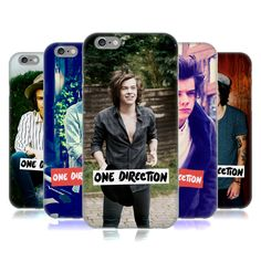 OFFICIAL ONE DIRECTION HARRY PHOTO FILTER SOFT GEL CASE FOR APPLE iPHONE 6 4.7 - $18.45 -- SAVE $18.45 (50% off)