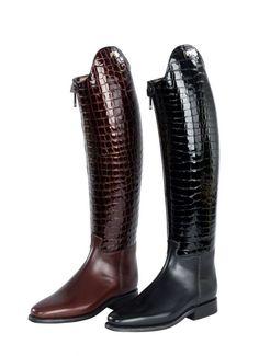 Alberto Fasciani Horse Riding Boots Entirely handmade in Italy ...
