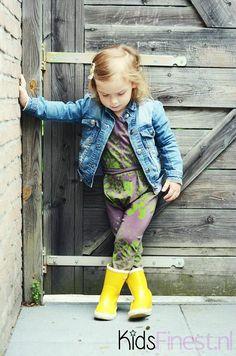 www.kidsfinest.nl jumpsuit - Miszkomaszko