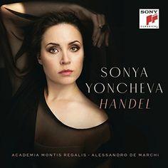 Sonya Yoncheva - Handel (2017) CD Rip