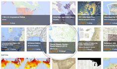 #GoogleMaps #Gallery: Neues Tool für den digitalen Weltatlas « TWT Blog