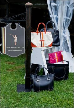 Oughton Limited - Equestrain Luggage