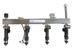 OEM NEW 1.4L Fuel Rail & Injectors Chevrolet Cruze Chevy Sonic 2011-2013