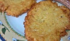 Tortas Caseras de Patata
