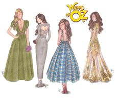 Frozen! Collection inspired from looks of classic princesses. Do not forget to look at Version of Merida and Rapunzel!