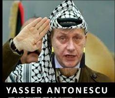 România lui YASSER Antonescu și a partidului HAMAS