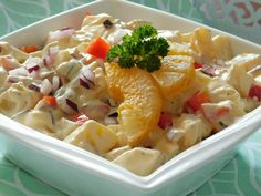 Jamie Oliver, Pasta Salad, Ham, Potato Salad, Macaroni And Cheese, Healthy Recipes, Healthy Food, Potatoes, Ethnic Recipes