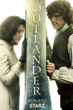 Outlander | 3ª temporada ganha pôster e data de estreia nos EUA | Notícia | Omelete