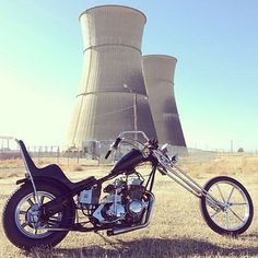 Check out this #hondachopper from @kipretro #chopcult