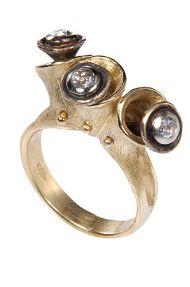 Anello Tre campane - Glauco Cambi