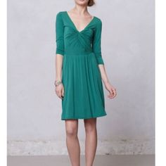 Xs Anthropologie Norvel Dress By Lolly