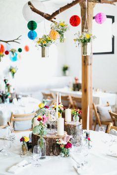 12 originelle Ideen und Tipps für die Dekoration des Festsaals   Hochzeitsblog - The Little Wedding Corner