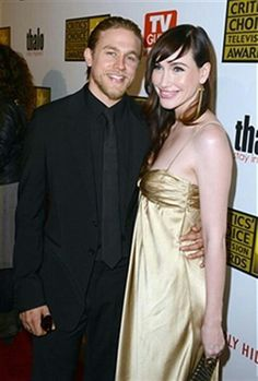 Charlie Hunnam on Katharine Towne, The wedding was not a good idea Charlie had to return as