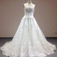 Find More Wedding Dresses Information about 2016 New Dubai Arabic Rhinestones…