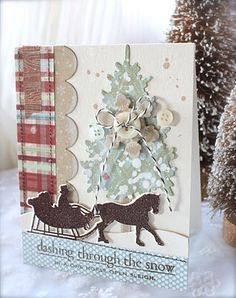 Love this card by Michelle Wooderson - http://michellewooderson.blogspot.com