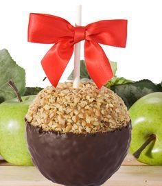 Image detail for -Chocolate Walnut Gourmet Caramel Apple