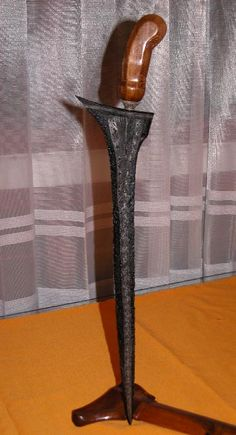 Javanese, Swords, Arrows, Weapons, Traditional, Stone, Antiques, Vintage, Weapons Guns