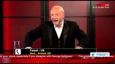 George Galloway: opinion on Rothschild conspiracy