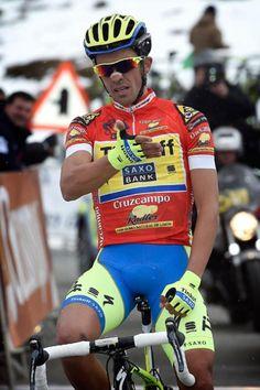 Alberto Contador (Tinkoff Saxo) wins in Andalucia Photo: © Bettini Photo