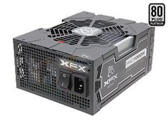 XFX ProSeries P1-1000-BELX 1000W ATX12V V2.2 & ESP12V V2.91 SLI Ready CrossFire Ready 80 PLUS PLATINUM Certified Full Modular Active PFC Power Supply