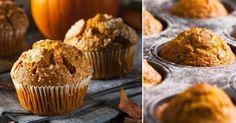 Muffins+de+calabaza+fáciles+y+deliciosos
