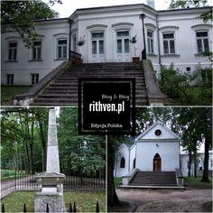 Gdzie na weekend Muzeum Jana Kochanowskiego Czarnolas