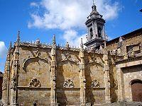 Guipuzcoa Oñate - Monasterio de Santa Clara de Bidaurreta.