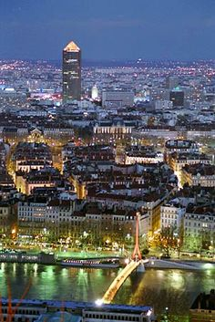 Lyon. The city of my dreams <3