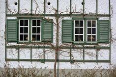 Window, Old, Historically