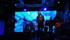 Live Band im Hard Rock Cafe in Hong Kong