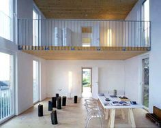 Swiss Lake View House Design - Architecture via www.trendsi.com