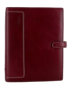 New Holborn Filofax Organizer - the A5 size in Wine!