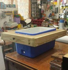 This amazing cooler idea will make your neighbors SO jealous!