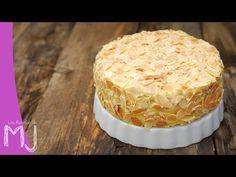 INGREDIENTES: molde 18 cm Para el bizcocho: 4 huevos 100 g de azúcar 120 g de harina de repostería 1 pellizco de sal Para ... Cupcakes, Yummy Cakes, Yummy Food, Breakfast, Recipes, Gastronomia, Sponge Cake, Candy Stations, Cooking Recipes