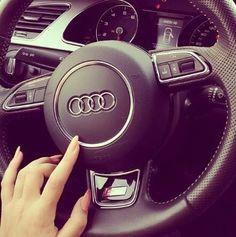 Audi, the boss of cars ; Audi Rs3, Amazing Dp, Amazing Cars, Logo Audi, Sedan Audi, Black Audi, Girls Driving, Classy Cars, Car Goals