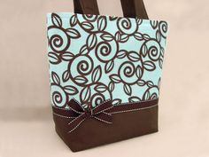 Simply Stylish Tote Bag : Decorating : Home & Garden Television