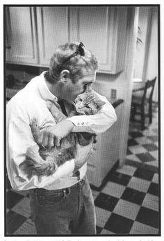 Steve McQueen Cat.