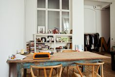 More from photograher Magnus Reed´s apartment.