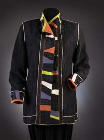Elizabeth Garver coat