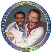 Rafael Cortijo, Puerto Rican orchestra leader & percussionist (1928-1982) & Maelo, Ismael Rivera (1931-1987) All Star, Famous Latinos, Living In Puerto Rico, Musica Salsa, Salsa Music, Latin Music, Sing To Me, Caribbean Recipes, Historical Images