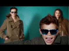 Burberry S/S 2013 Campaign Starring Romeo Beckham