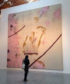 Julian Schnabel, El Espontaneo (For Abelardo Martinez), via Art Observed Staff