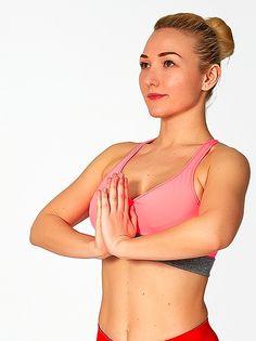7 einfache Übungen für schöne und straffe Brüste