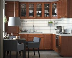 In-store Range Kitchen METOD 2015