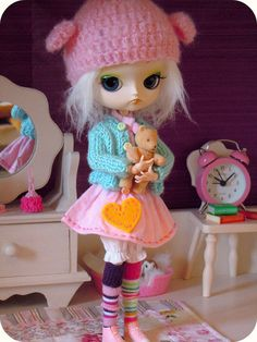 Ok.....no new doll for Herzlichkeiten, but one is gone .... | Flickr - Photo Sharing!