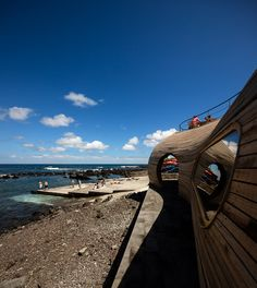 FCC Arquitectura - Bar - Pico @ AZORES - Portugal   © Fernando Guerra, FG+SG Architectural Photography.
